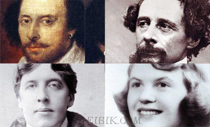 famous english poets