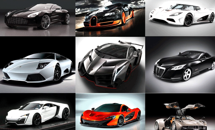 Most Expensive Car in the World with Specification