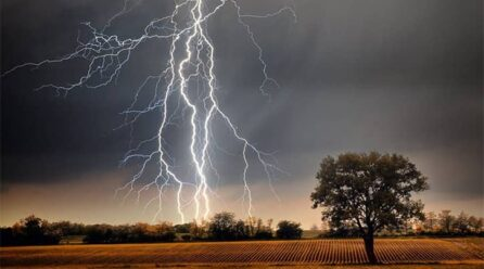 Lightning Protection System and Solution for safety Life