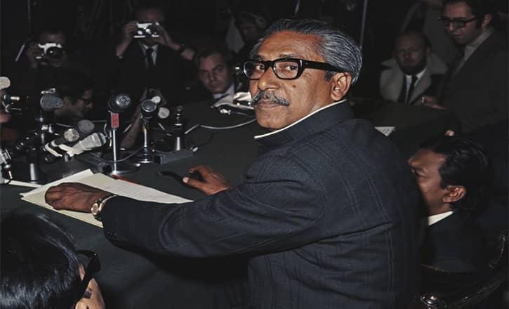 Sheikh Mujibur Rahman, The Great Leader of Bangladesh