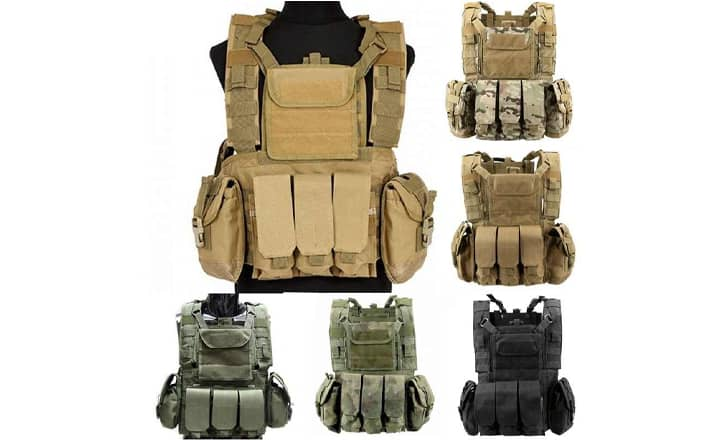 TOP BEST CHEST RIGS