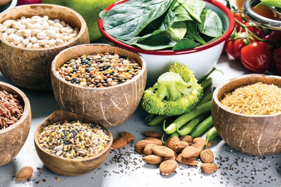 A list of foods to improve immunity