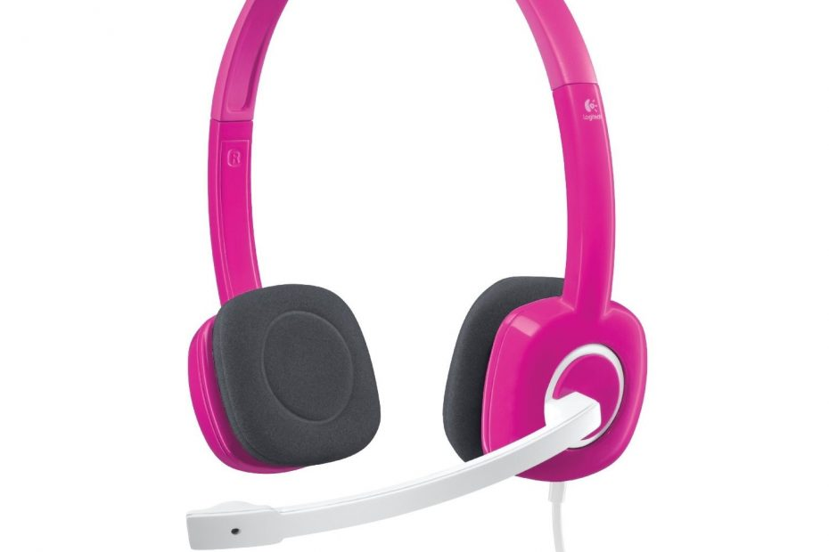 Pink Gaming Headsets