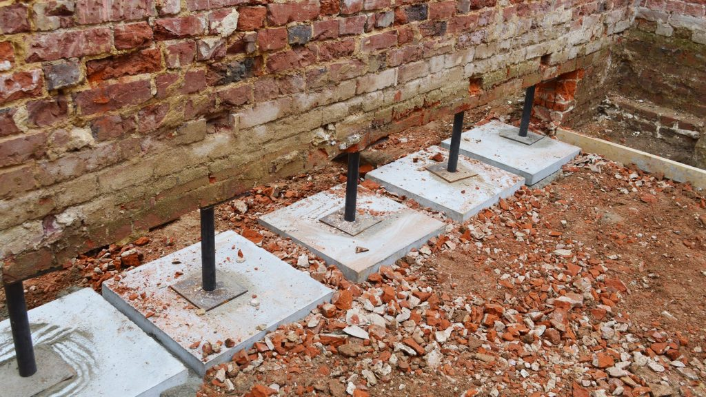 Underpinning Guildford