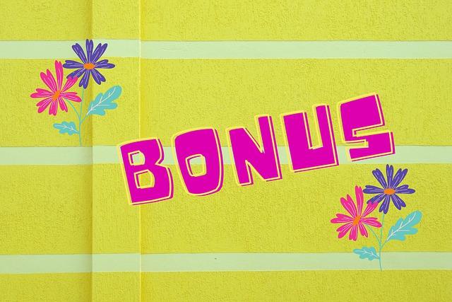 check this bonus